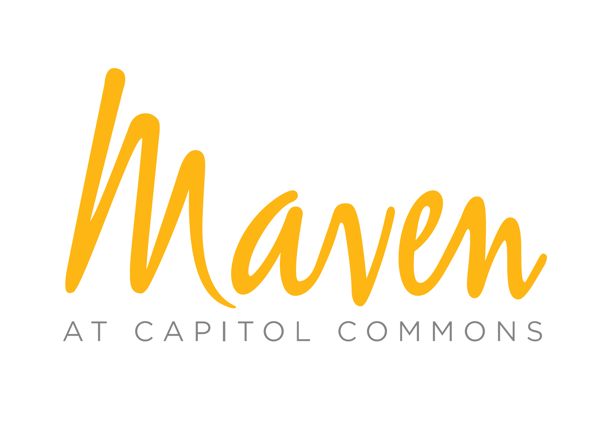 Logo of Maven at Capitol Commons